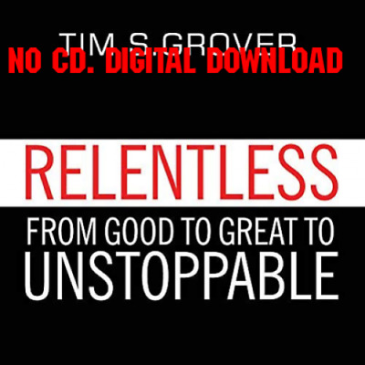 Relentless: From Good to Great to Unstoppable .. (MP3 Audiobook download)