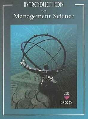 Introduction to Management Science by Sang Lee