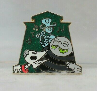 Disney Parks Haunted Mansion Holiday 2017 Mystery Pin LE 250 Chaser Corpse Kid