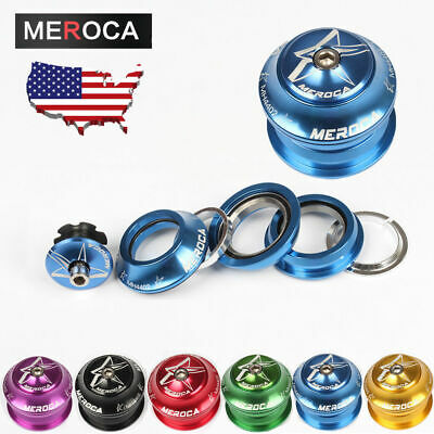 "1x Headset Bearings Bike-Bicycle-Pro Scooter 1-1//8/"" 45°//45° MR121 Integrated"