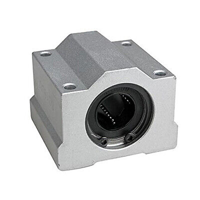 16 mm SC16UU Linear Ball Bearing Slider Slide Bush For Replacement CNC E4C9