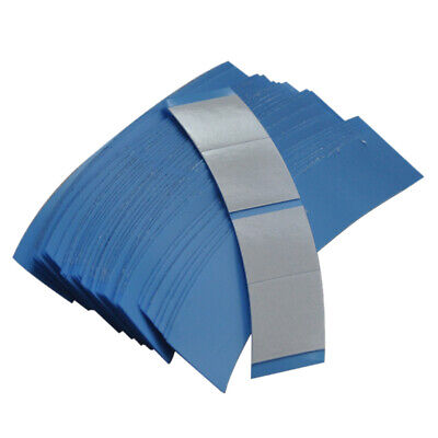 36Pcs/Lot Blue Super Fixing Tape Hair System Double Sided Adhesive Tape for Ta