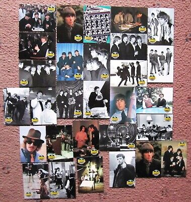 1993 River Group Trading Cards:  THE  BEATLES  x  29