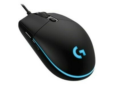 Logitech Pro Gaming Mouse - Mouse - optical - 6 buttons - wired - USB