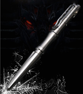 DITO Top Quality Titanium Alloy Self Defense Personal Safety Tactical Pen-86075