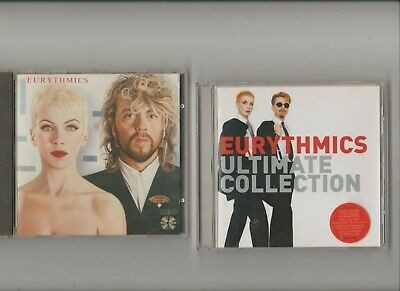 Eurythmics : Ultimate Collection + Revenge  / TWO CD Albums