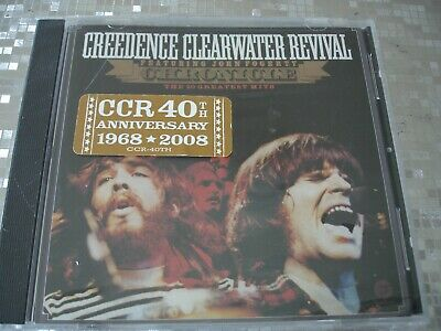 Chronicle, Vol. 1 by Creedence Clearwater Revival (CD, Oct-1990, Fantasy)
