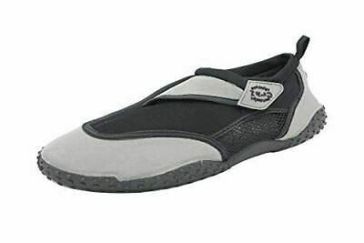 Aqua Beach Surf Wet Water Shoes  Mens Womens Wetsuit Boots Nalu UK SIZE 10 GRAY