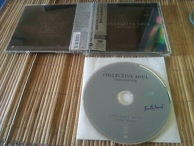 Collective Soul 7even Year Itch: Greatest Hits 1994-2001 amcy-7296