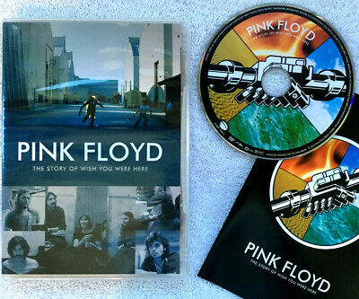 Pink Floyd: The Story of Wish You Were Here DVD, 2012 - VG Condition