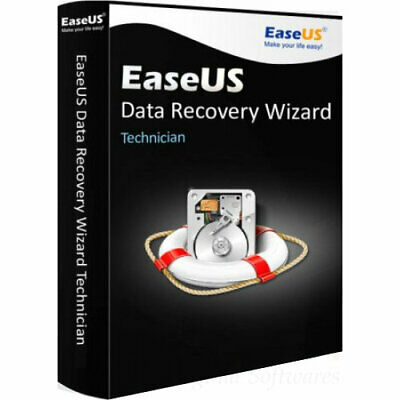 EaseUS Data Recovery Wizard Technician - Lifetime Unlimited