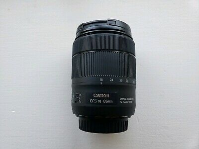 Canon EF-S 18-135mm f3.5-5.6 IS USM Nano Lens