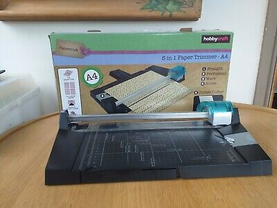 Hobbycraft Papercraft 5 In 1 A4 Trimmer
