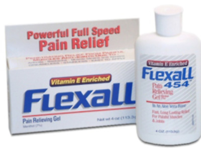 Flexall 454 Pain Relieving Gel