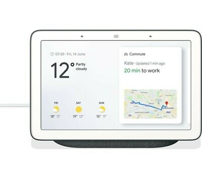 GOOGLE Home Nest Hub - Charcoal - US Model