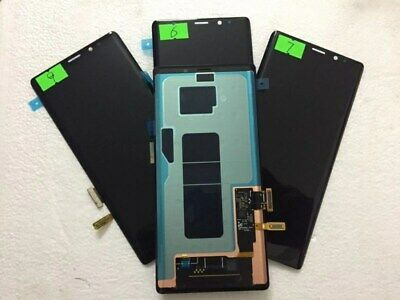 USA LCD Display Touch Screen Glass Digitizer For Samsung Galaxy NOTE9 Black dot