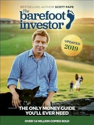 The Barefoot Investor: The Only Money Guide You'll Ever Need 2019  (PDF & EPUB)