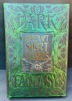 H P  LOVECRAFT SHORT Stories New Deluxe Hardcover Call of Cthulhu