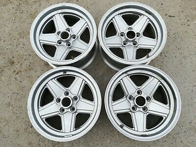 MELBER PENTA 15 Mercedes Wheels alloy 5x112 Sec 126 114 129 107 114