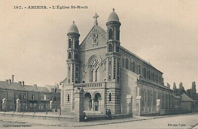 CPA - France - (80) Somme - Amiens - L'Eglise St-Roch