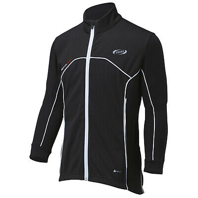 BBB EasyShield Lightweight Large Black Thermal Cycling Jacket