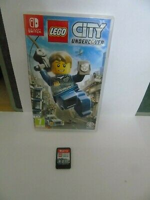Lego City Undercover Nintendo Switch Game Buy It Now.
