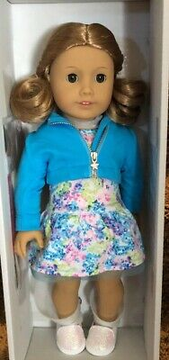 Retired Blonde American Girl Doll Truly Me #21  New In Box