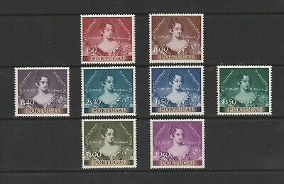 [Portugal 1953 - First Centenary of Portuguese postage stamp] complete MNH set