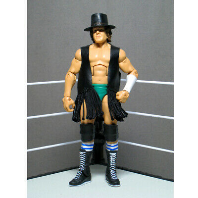 "WWF WWE Elite "" Cowboy "" Bob Orton True Legends Wrestling Action Figure Kid Toy"