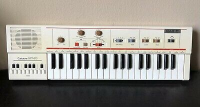 CASIO CASIOTONE MT-40 80s Vintage Portable Keyboard Synthesizer (Works  Great)