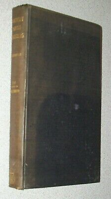 RARE 1915 Antique LIMITED 1st EDITION GENEALOGY (1600s-1800s) Taunton Somerset
