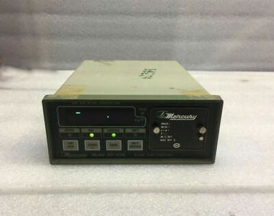Mercury AD-4316 Load Cell Weighing Scale Digital Indicator Digitiser - Used