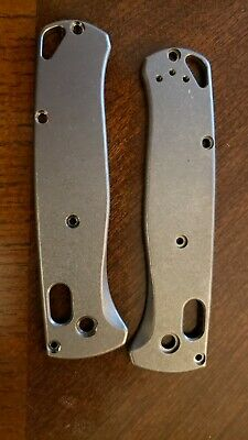 CUSTOM SCALES FOR Benchmade 810 Contego, Model - 3D Classic  (Only