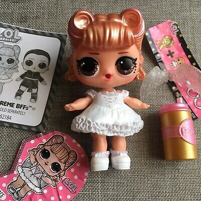 Supreme Bffs LOL Dolls *Lace and Leather Limited Edition LOL Surprise 2 Pack*