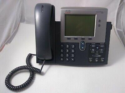 CISCO 7942G 7900 Series Unified IP Phone CP-7942G= POE