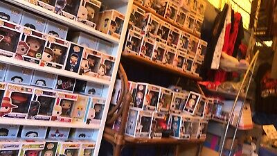 Funko Pop Lot (Huge Collection)