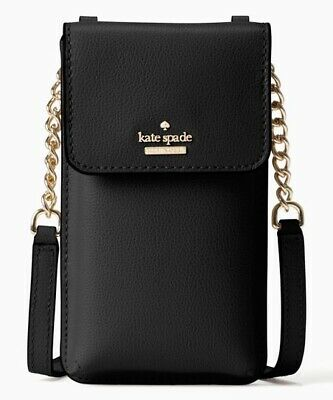 size 40 82900 036ed KATE SPADE LOBSTER North South Phone smartphone Crossbody Rare ...