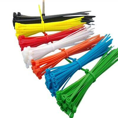Releasable Reusable Strong Cable Self-locking Nylon Environmentally Cable Ties