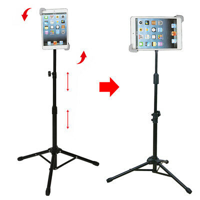Professional Adjustable 360 Tripod + Stand Holder &For Smart Ipad 1 2 3 4 Air UK