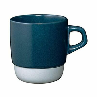 KINTO Stack Mug SCS Navy 27660 320ml 0.32L Stacking Cup Porcelain MADE IN new.