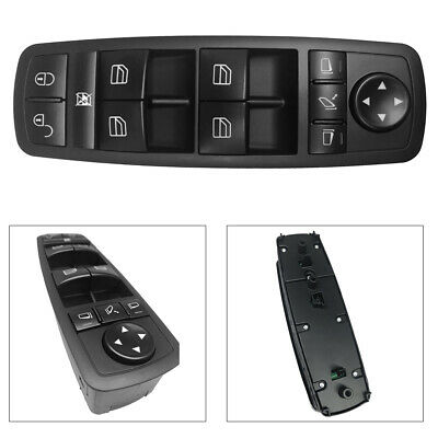 Power Master Window Switch Electric For Mercedes-Benz A-Class W169 2004-2012 11
