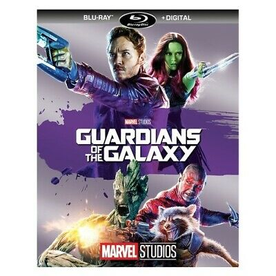 Buena Vista-Marvel Br146375 Guardians Of The Galaxy (Blu-Ray/Digital Hd/Re-Pkgd)