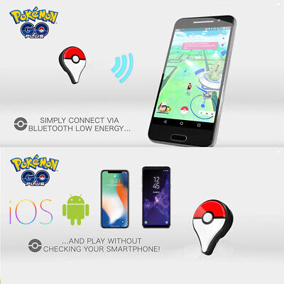 Nintendo Pokemon GO Plus Bluetooth Bracelet Wrist Band Wristband Bluetooth New