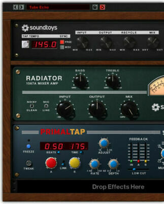 Soundtoys 4 & Patchwork For Protools Users On Mac Os