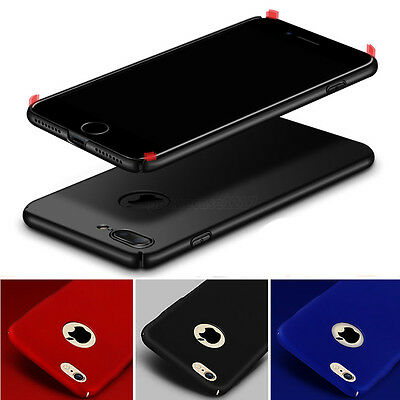 Luxury Shockproof Ultra Thin Slim Hard Back Case Cover For iPhone Samsung Galaxy