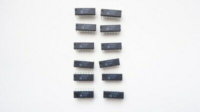 Lot of 6 KM155ID1 Ceramic Driver for Nixie Clock NEW SN74141J DM74141N MH74141