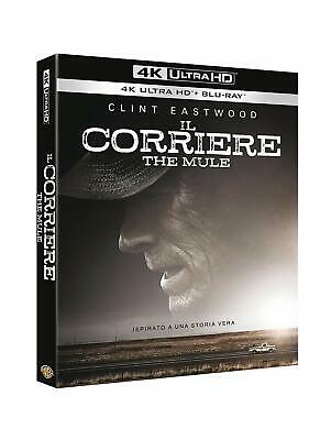 Il Corriere - The Mule Con Clint Eastwood (4K Ultra Hd + Blu-Ray) Italiano
