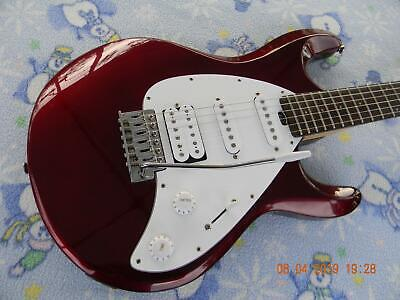 OLP ERNIE BALL/MUSIC Man MM1 Electric Guitar,Sounds,Looks & Plays