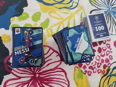 Super offre 0,10 centimes l'image Stickers TOPPS UEFA CHAMPIONS LEAGUE 2018/2019