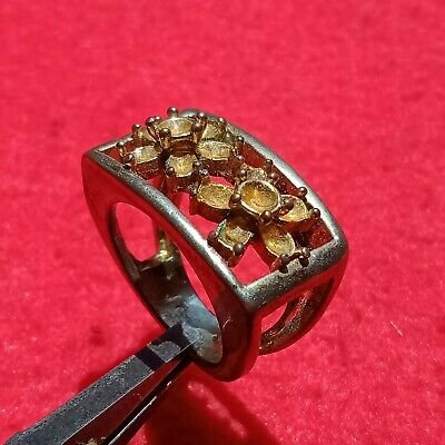 extremely ancient old ring bronze legionary roman viking ring bronze rare type